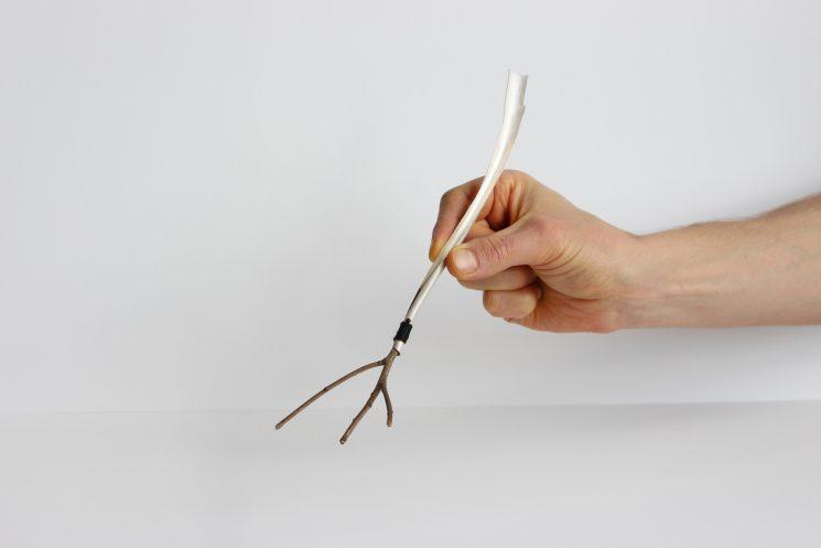 Couverts expérimentaux - Design Stuart Cairns pour Steinbeisser