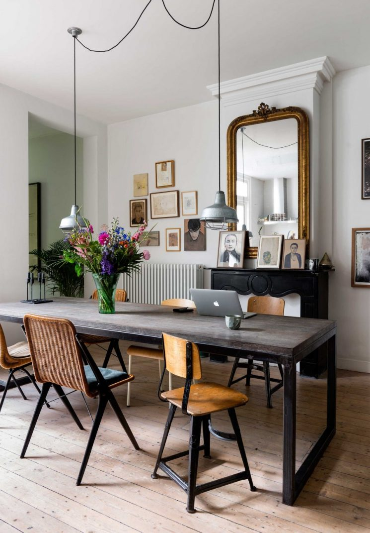Un int rieur boh me amsterdam for Interieur styling amsterdam