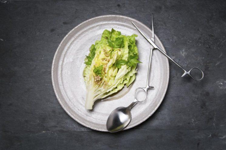 Experimental Gastronomy with Billy Wagner and Micha Schäfer at Nobelhart & Schmutzig in Berlin