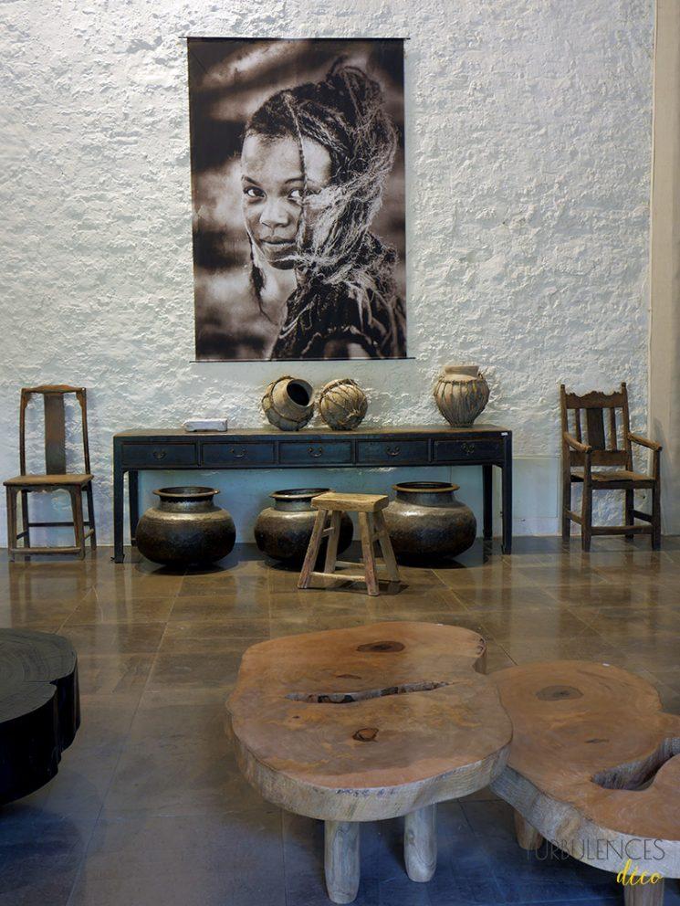 Atmosphère d'Ailleurs, antiquités du monde et objets insolites - Domaine de Quincampoix