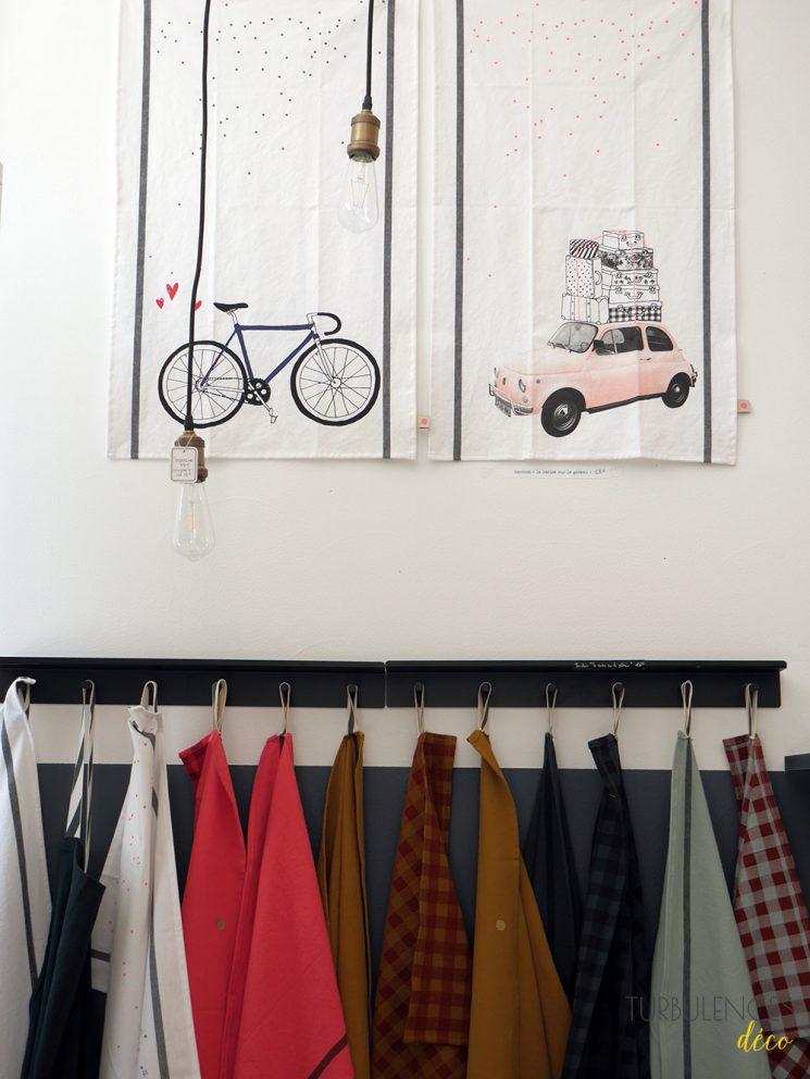 Concept store Amsterdam à Tassin-La-Demi-Lune | Turbulences Déco