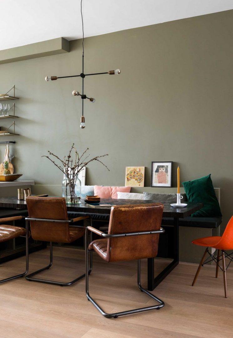 Associer les verts en déco : On ose le mixe olive, kaki, sapin