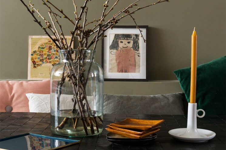associer les verts en d co on ose le mixe. Black Bedroom Furniture Sets. Home Design Ideas