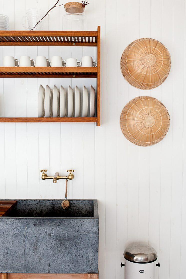 Un cottage au Canada rénové en toute simplicité par John et Juli Baker, Mjölk7