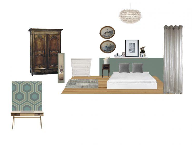 Richer Métamorphose pièce à pièce par Claire Clerc, décoratrice d'intérieur