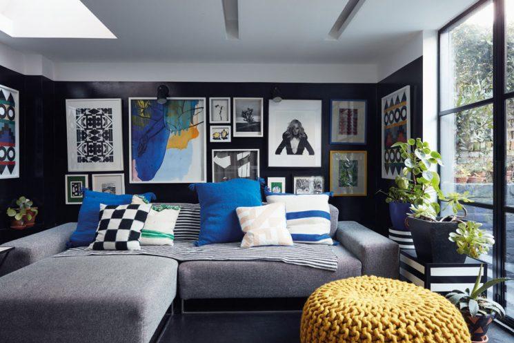 La possibilité des couleurs en décoration | LaBoutique Darkroom à Londres