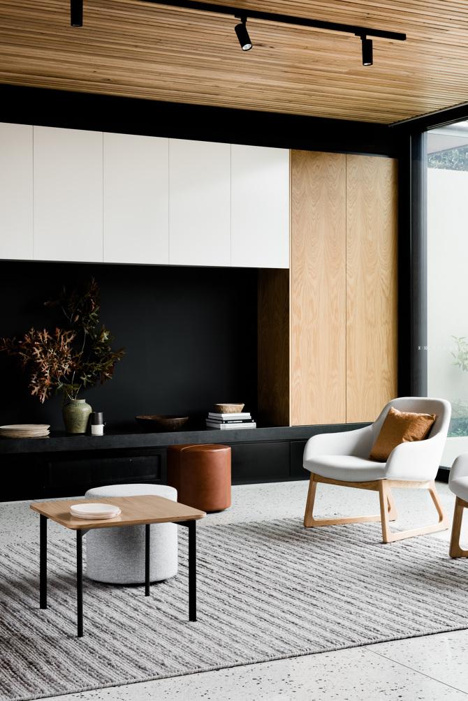 le pouvoir du noir et blanc contemporain morang lowres par figr architects