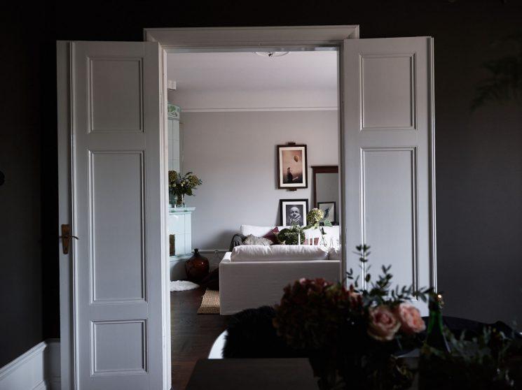 La possibilité des couleurs en décoration | Appartement en vente sur Objekt Historiskahem