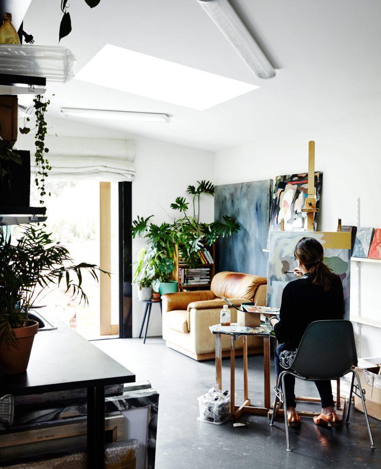 Une maison pile ou face à Melbourne