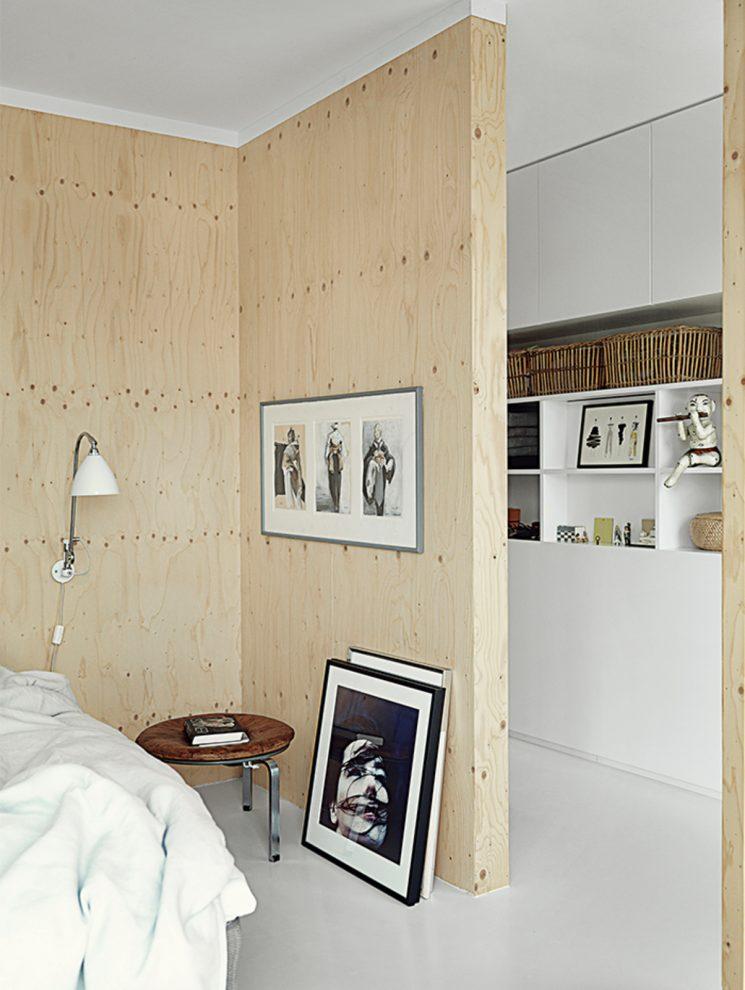 Habiller ses murs de bois | Murs en bois de chantier
