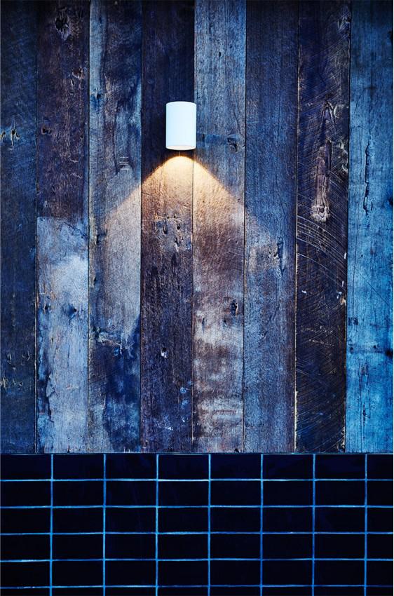 Mur En Planche De Bois Brut : Idées déco habiller ses murs de bois