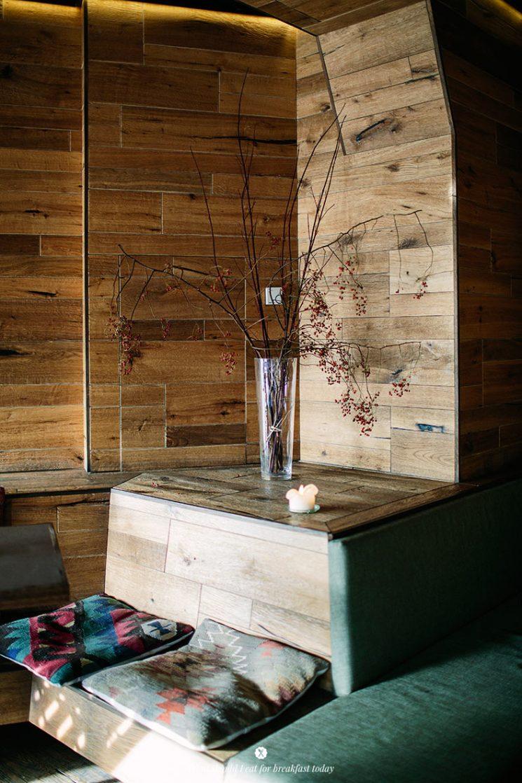 Comment Habiller Un Grand Mur De Salon idées déco ] habiller ses murs de bois - turbulences déco