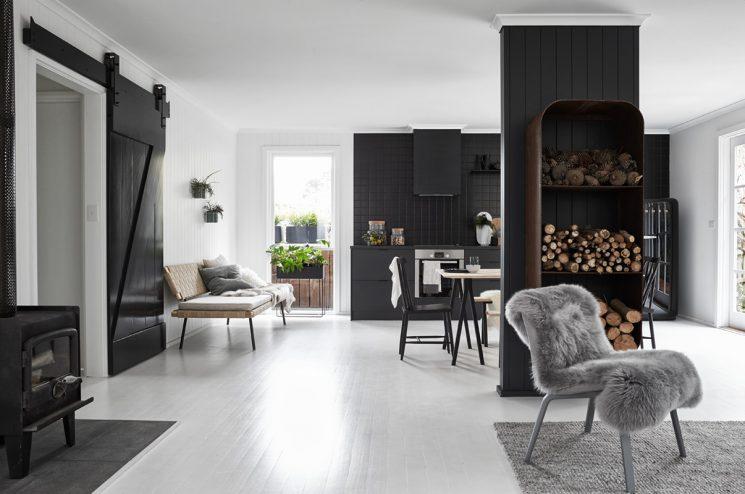 Charmant Le Pouvoir Du Noir Et Blanc Contemporain | Nørd House Australie