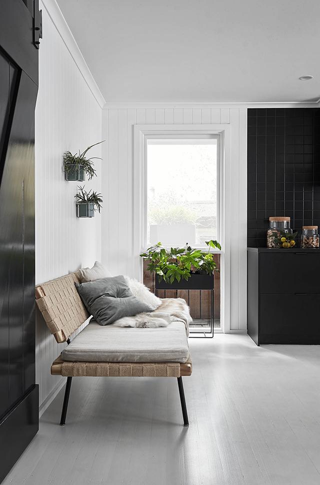 Le pouvoir du noir et blanc contemporain | Nørd house Australie