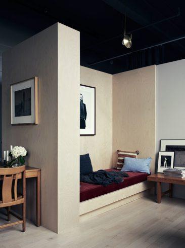La possibilité des couleurs en décoration | Le loft de Pia Ulin à Brooklyn