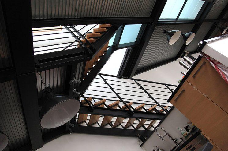 Rénovation d'un loft en région parisienne par Blandine Alric Cherfan | Mood