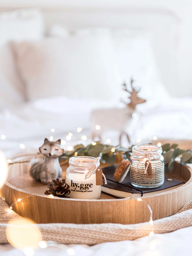 Catalogue Maisons du Monde Noël 2019 - Ambiance Natural Christmas
