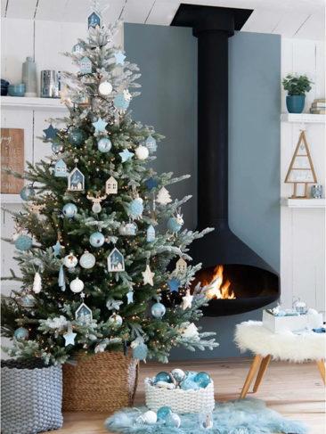 Ambiance de Noël Ice Christmas par Maisons du Monde