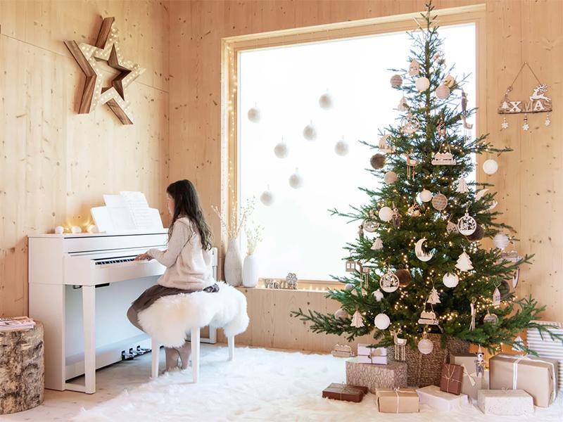 Ambiance de Noël Natural Christmas par Maisons du Monde