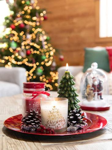 Ambiance de Noël Traditional Christmas par Maisons du Monde
