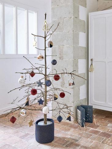 Ambiance de Noël Urban-Christmas par Maisons du Monde