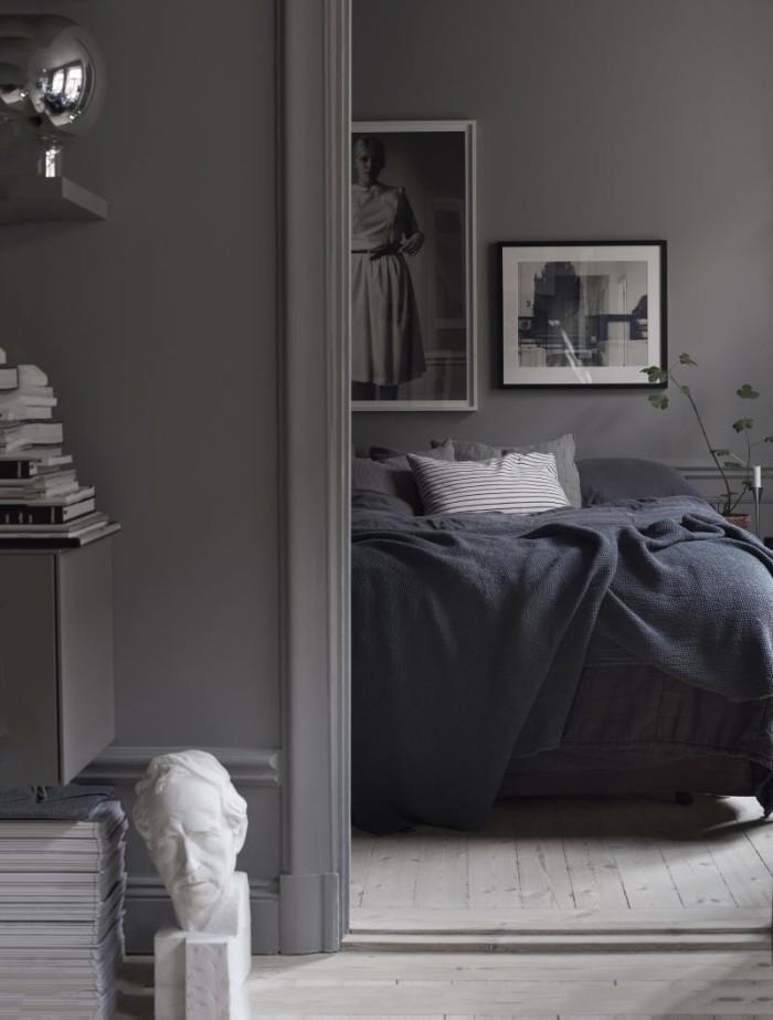 La possibilité des couleurs en décoration | L'intérieur de Lotta Agaton à Stockholm