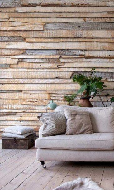 id es d co habiller ses murs de bois turbulences d co. Black Bedroom Furniture Sets. Home Design Ideas
