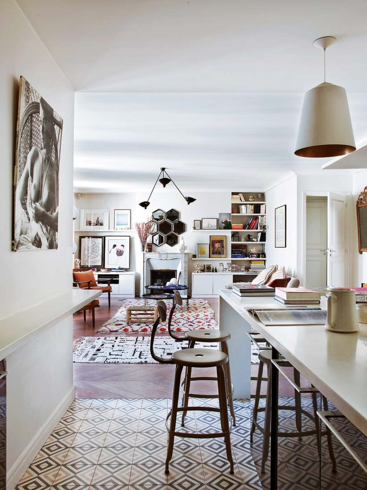 la boh me chic chic paris turbulences d co. Black Bedroom Furniture Sets. Home Design Ideas