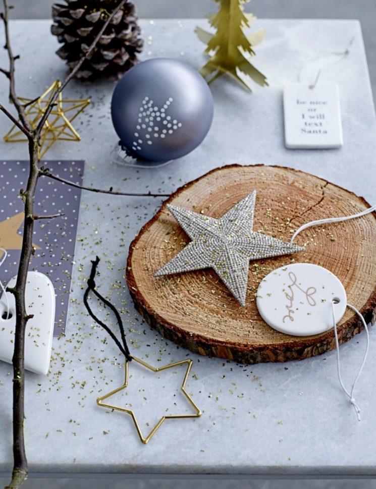 Réussir un décor de Noël scandinave - Catalogue Bloomingville