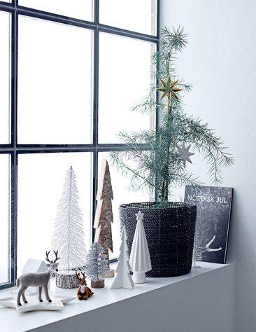 Bloomingville - Catalogue de Noël 2016 | Idée de sapin de Noël