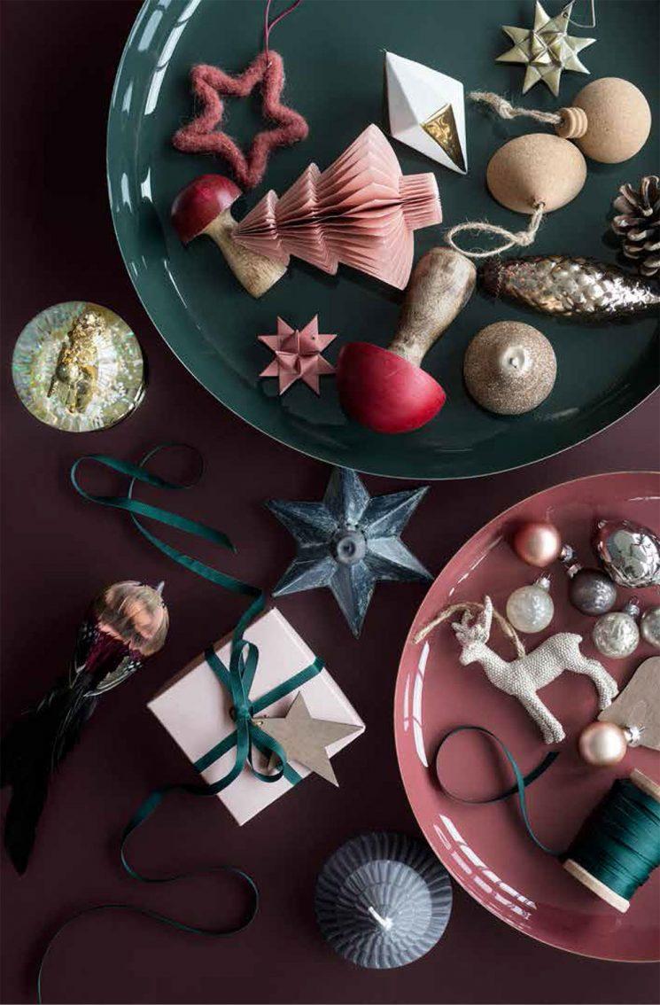 Broste Copenhagen - Catalogue de Noël 2016 | Idée de boules de Noël