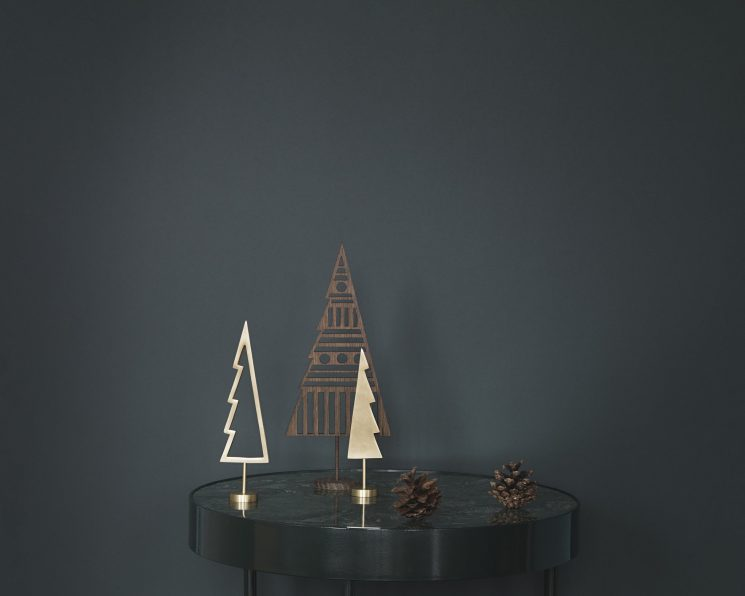 Réussir un décor de Noël scandinave - Catalogue Ferm Living