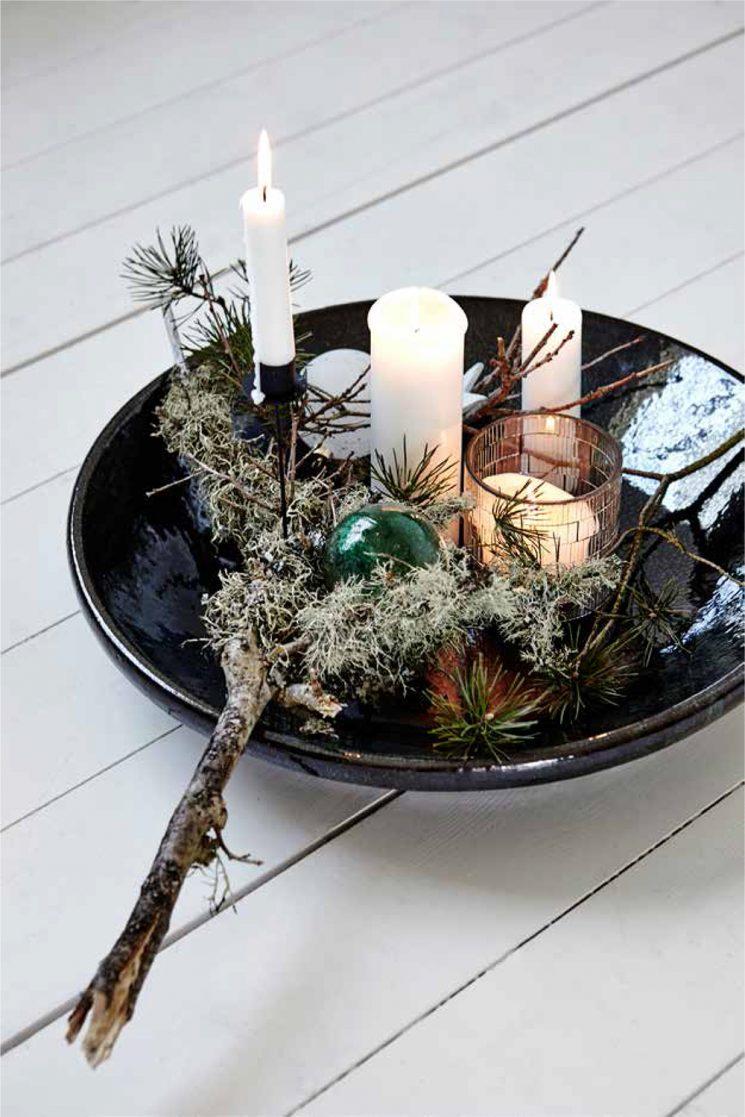 Réussir un décor de Noël scandinave - Catalogue House Doctor