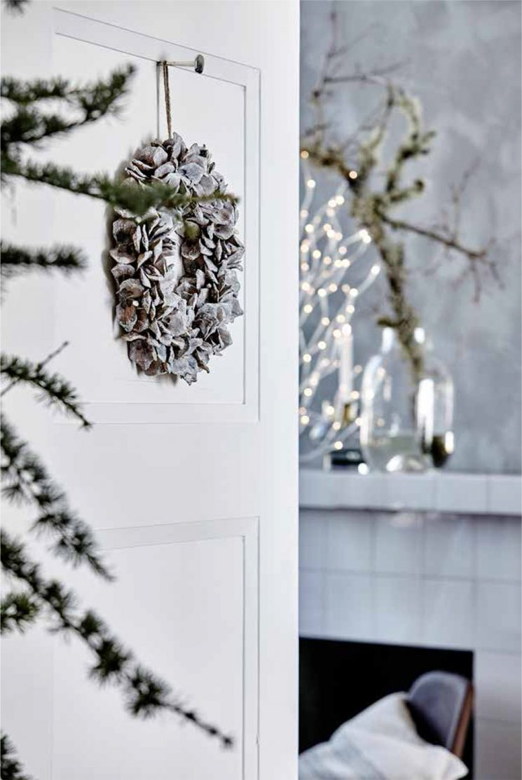 Réussir un décor de Noël scandinave - Catalogue House Doctor