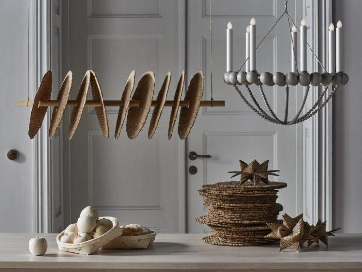 Réussir un décor de Noël scandinave - Catalogue Ikea 2016