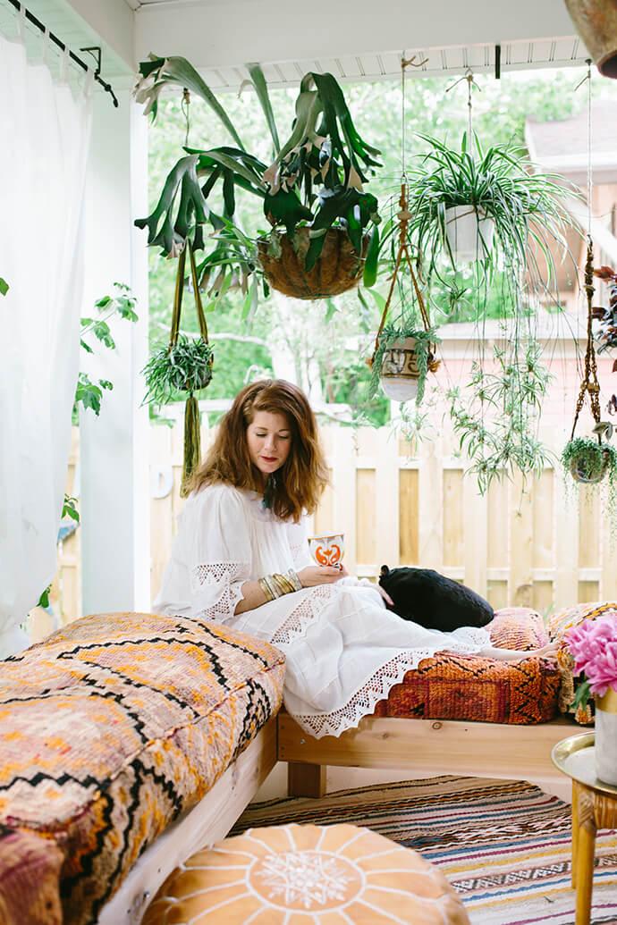 Aller savoir pourquoi on aime autant les plantes d'intérieur || L'intérieur de Jennifer Harrison Ciacchi