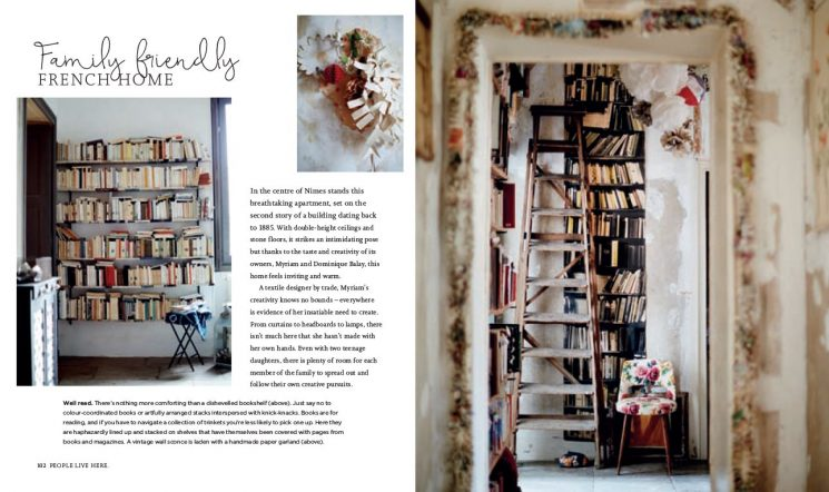 LIFE UNSTYLED, le livre par Emily Henson - Photo Debi Treolar