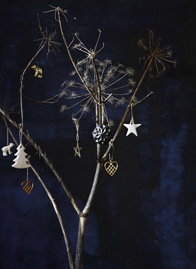 Réussir un décor de Noël scandinave - Catalogue Madam Stoltz