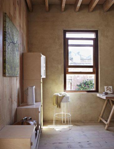 Deux duplex rénovés à partir de matériaux naturels par Wolf&Wolf architects - Quartier Bo Kapp au Cap