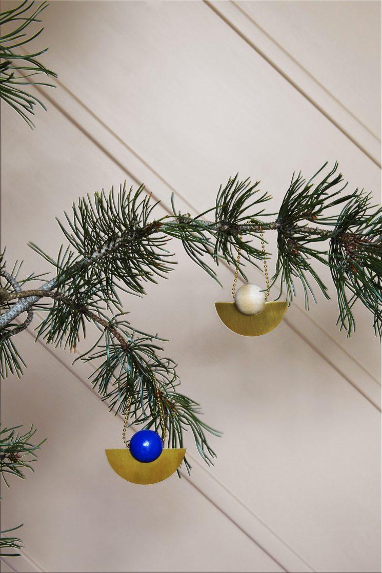 Réussir un décor de Noël scandinave - Catalogue OYOY