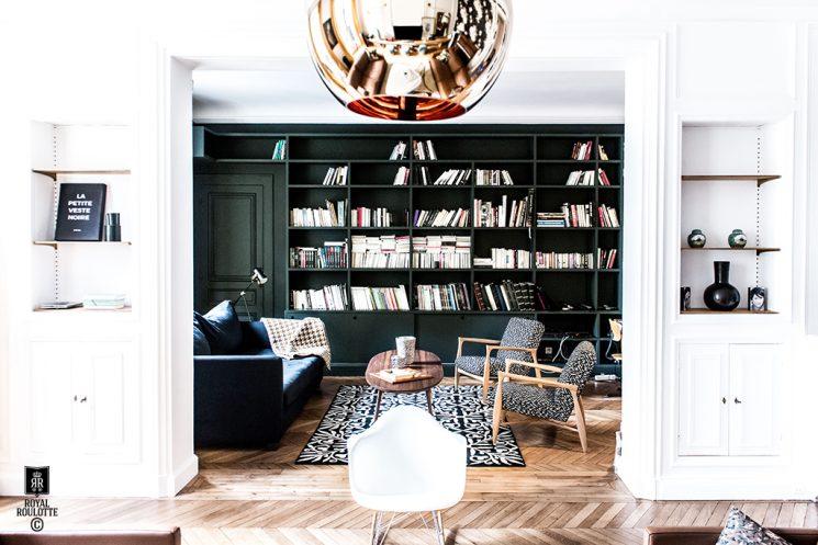 L'art du contraste en décoration | Rénovation et décoration par Royal Roulotte