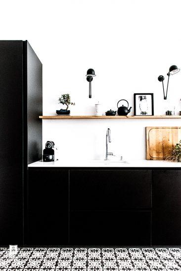 l 39 art du contraste. Black Bedroom Furniture Sets. Home Design Ideas