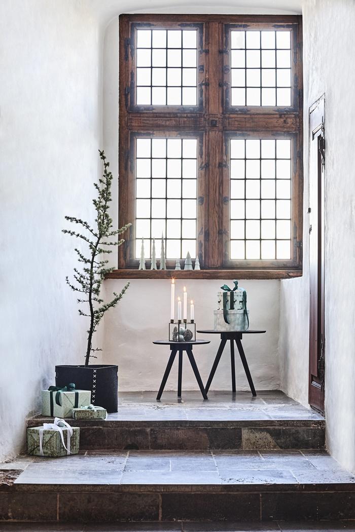 Réussir un décor de Noël scandinave - Catalogue Sostrene Grene