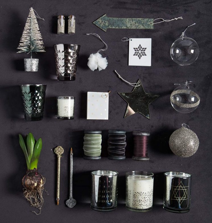 Réussir un décor de Noël scandinave - Catalogue Tine K design