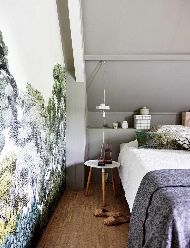 L'art du contraste en décoration | Une ferme rénovée à Breda, Pays bas