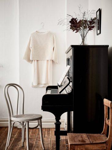 L'art du contraste en décoration | Appartement à vendre sur Stadshem