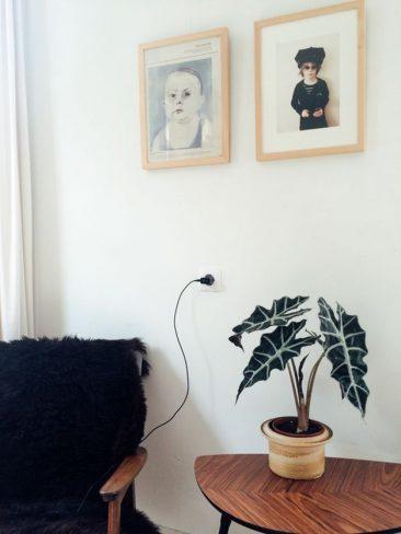Aller savoir pourquoi on aime autant les plantes d'intérieur || L'intérieur de Janneke Luusema