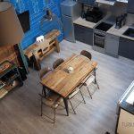 Visite privée : Urban room, un décor très industriel