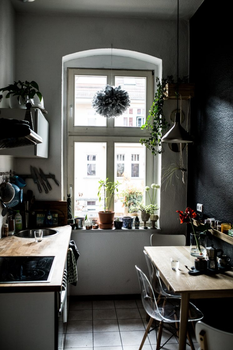 L'appartement atelier de Monika Mo&Mum à Berlin | herzundblut.com