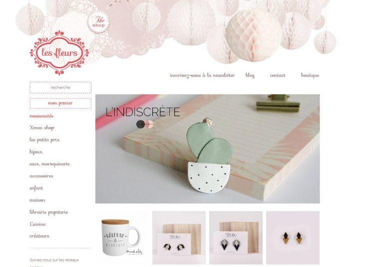 Sélection de boutiques en ligne pour vos cadeaux de Noël - Les Fleurs